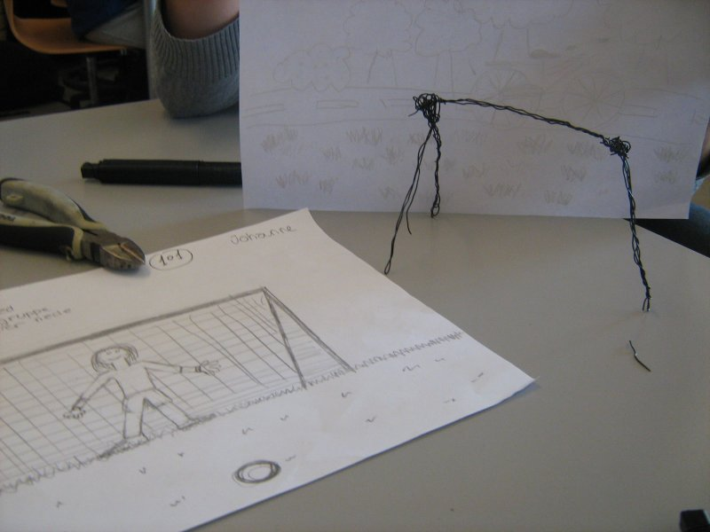 Sevel Skole - 7. klasse - Objekter
