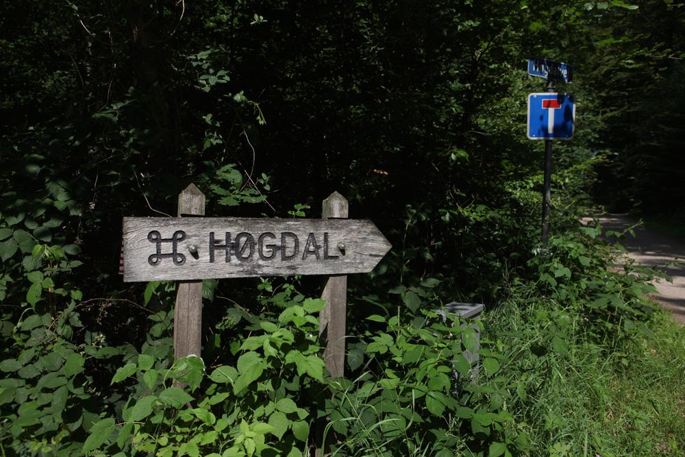 Høgdal, Silkeborg Kommune