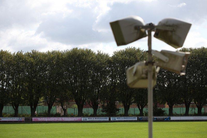 Riisvang Stadion, Aarhus Kommune