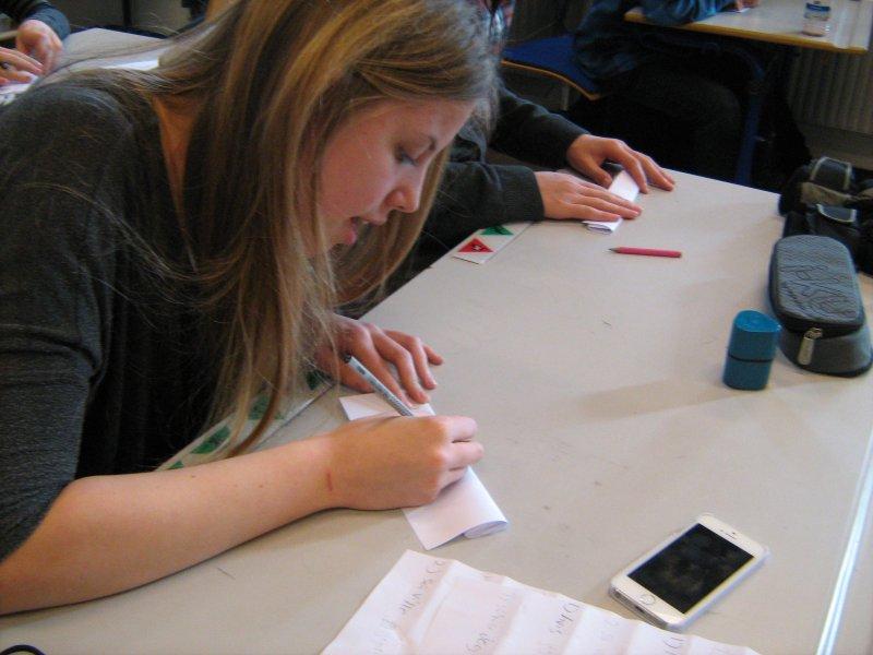 Malling Skole skriveworkshop