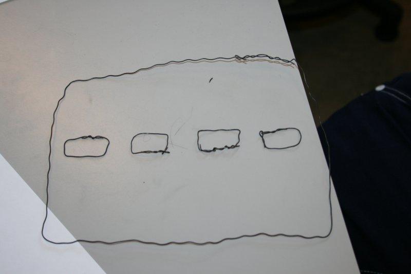 Sevel Skole, 6. klasse, objekter