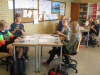 Sevel Skole, 7. klasse, proces og reportage